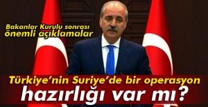 Türkiye'nin Suriye'de...