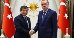 Cumhurbaşkanı Erdoğan#039;dan Davutoğlu...