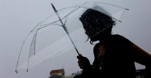 Dikkat! Meteoroloji#039;den Yağış...