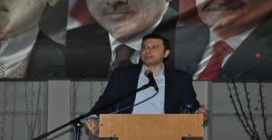 AK Partili Kaya#039;dan İl Başkanına...