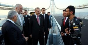 Erdoğan ile Sofuoğlu arasında ilginç...