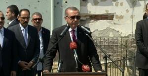 Erdoğandan o isme: Sen kimsin,...