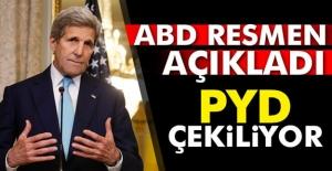 John Kerry#039;den PYD açıklaması