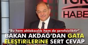 Bakan Akdağ'dan GATA...