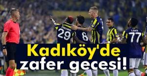 Kadıköy#039;de Zafer Gecesi