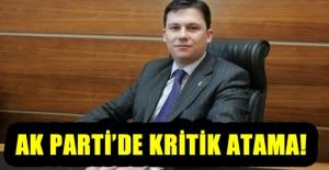 AK Parti#039;de kritik atama