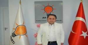 AK Partili Tekin Cumhuriyet Bayramını Kutladı