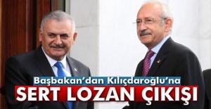 Başbakan'dan Kılıçdaroğlu'na...