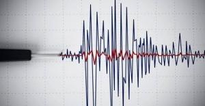 Bursa#039;da korkutan deprem