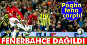 Fenerbahçe dağıldı