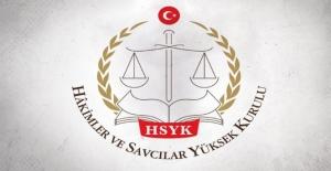 HSYK kararı Resmi Gazetede yayımlandı