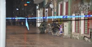 İzmirde şüpheli çanta paniği