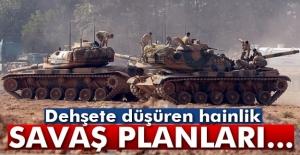 #039;Savaş planları üçüncü kişilerin...