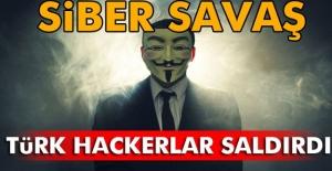 Türk Hacker Grubu Anonymousu hedef...