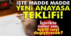 Başbakan'ın teklifi imzalamasının fotoğrafı paylaşıldı