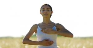 Doğru nefes almak hem kalori yaktırıyor hem de sağlığı koruyor