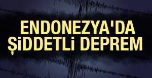 Endonezya'da deprem: En az 52 ölü