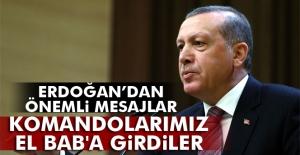 Erdoğan#039;dan Önemli Mesejlar:...