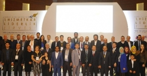 Erdoğan'a Yılın Hizmetkâr Lideri Ödülü