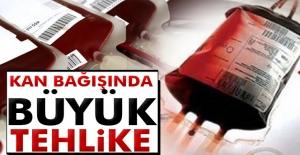 Kan bağışında büyük...