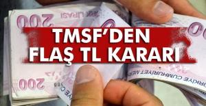 TMSF#039;den TL kararı
