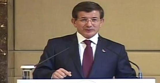 """Davutoğlu: """"17 Aralık sadece Şeb-i Arus"""""""