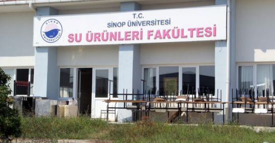 Devlet Üniversitesinin Fakültesi Boş Kaldı