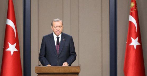 Erdoğan: 'Türkiye üzerine düşeni yapmaya hazırdır'