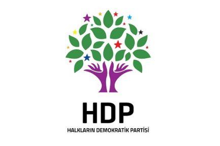 HDP'den Kandil sonrası açıklama