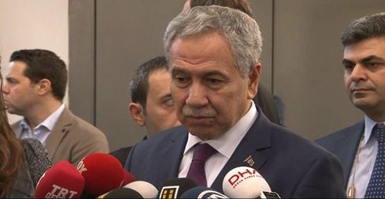 """""""Öcalan'a sekreterya"""" iddiasına yanıt verdi"""