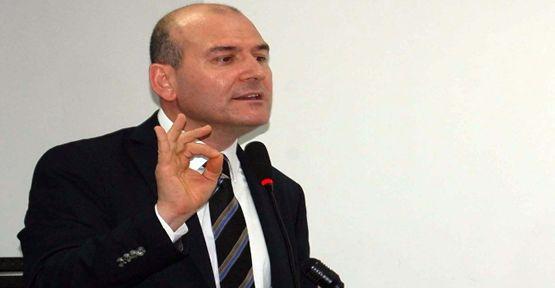 """Soylu: """"CHP'liler Kılıçdaroğlu'nun peşine teneke takacak"""""""