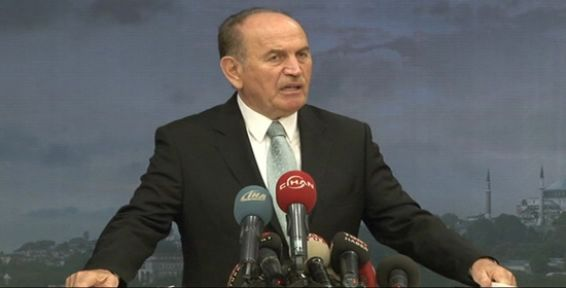 """Topbaş'tan flaş """"Taksim"""" açıklaması"""