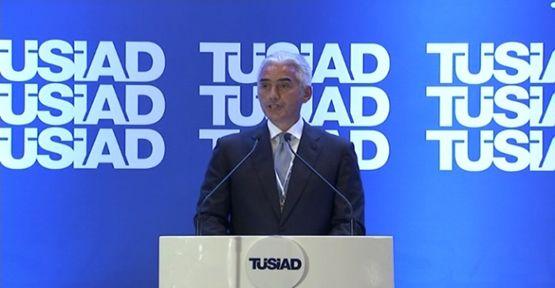 """TÜSİAD'dan CHP'ye """"çözüm süreci"""" eleştirisi"""