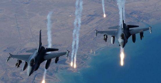 ABD'den IŞİD'e bir ilk