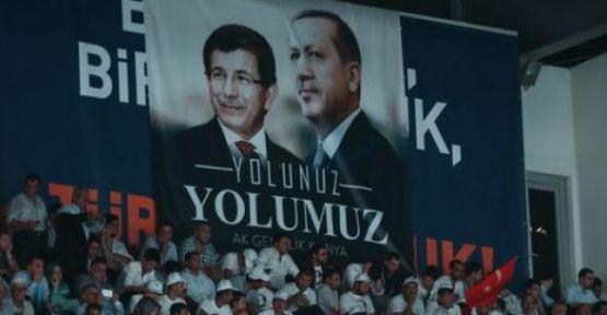 AK Parti'de Erdoğan'a veda günü