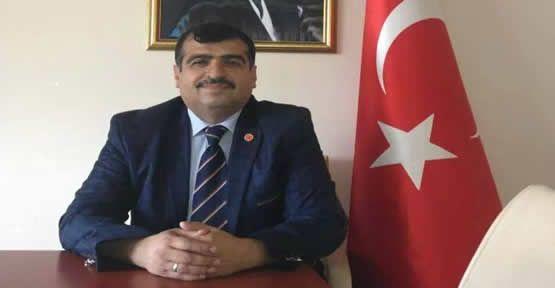 AK Partili Siyahkoç 29 Ekim'i Kutladı