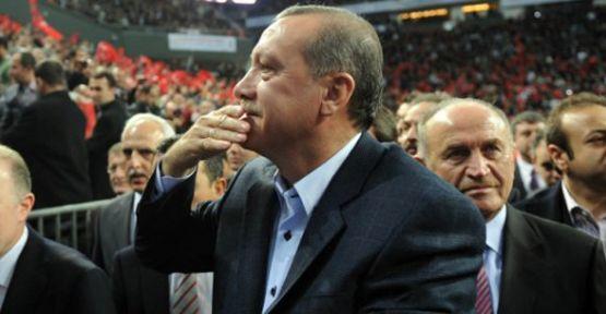 Erdoğan Arena'da konuştu