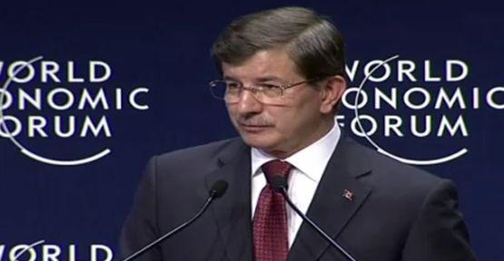 """Davutoğlu """"İslam dünyası, IŞİD ile..."""