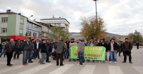DBP açıklama yaptı protestolar sona erdi