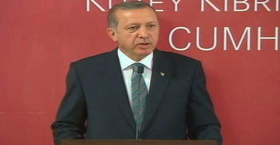 """Erdoğan: """"Asla izin vermeyiz"""""""