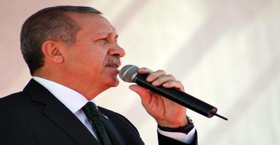 Erdoğan: Bu asla bir veda değildir