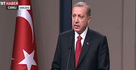 Erdoğan'dan Azerbaycan öncesi açıklama