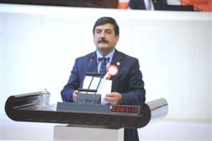 'Tuhaf Soru' Meclis'e Taşınıyor