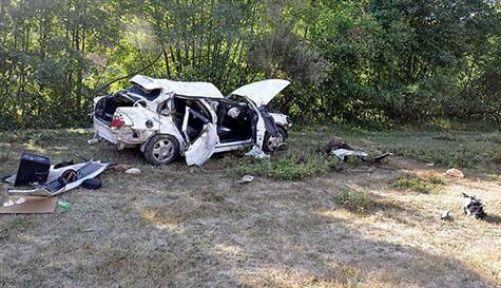 Tunceli'de trafik kazası: 3 şehit