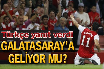 Türkçe yanıt verdi!