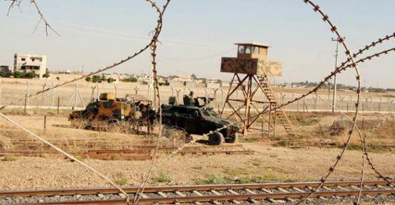 Türkiye- Suriye Sınırında Sır 5 Kişi!
