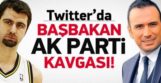 Twitter'da Başbakan-AK Parti Kavgası!
