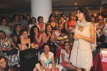 Ünlü Yazar Beki İkala Eriki Ankara'da