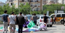 HDP Kongresine Polis Baskını