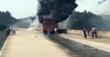 Korkunç Kaza: 35 ölü